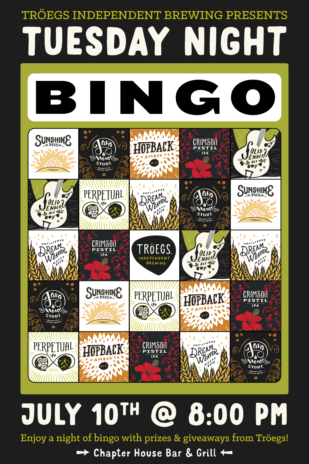 chapter-house_troegs-bingo-night-posters_07-03-18