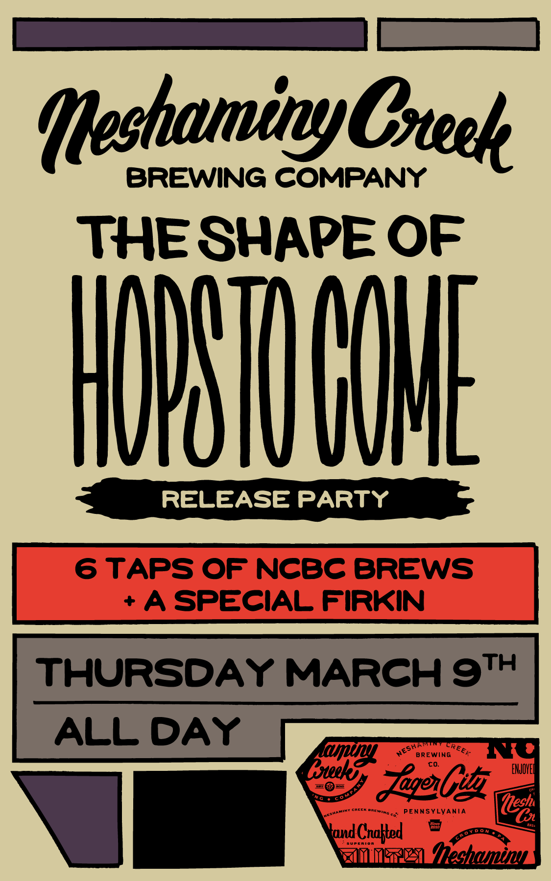 house-of-brews_NCBC-shape-release-party-posters_02-17-17